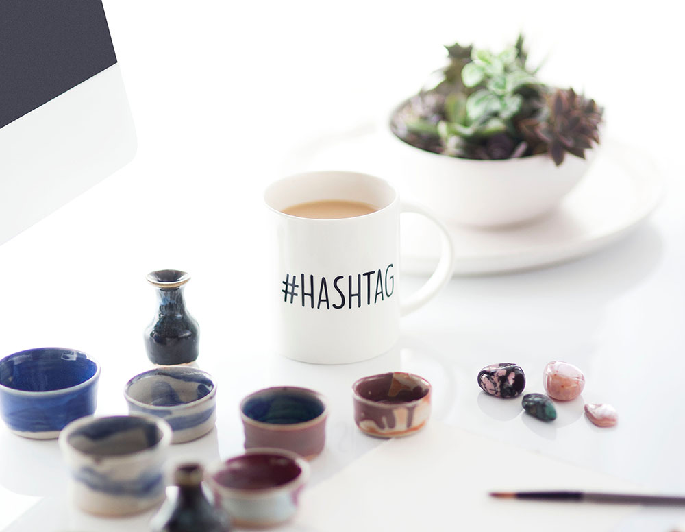 Use optimized Hashtags to supercharge audience building on social media.